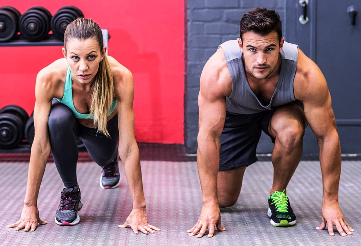 Hızlı yağ yakmak için 1 haftalık fitness programı