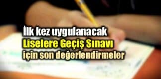 Liselere Geçiş Sınavı (LGS): Son günler nasıl değerlendirilmeli?