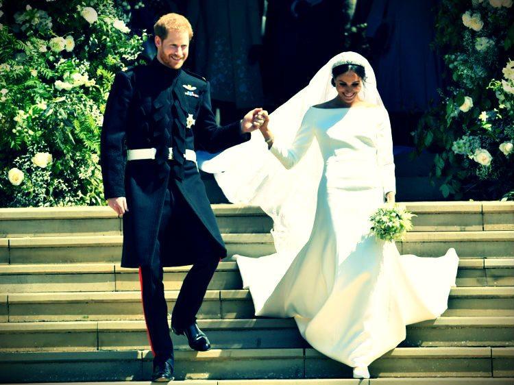 meghan markle prens harry wedding kraliyet düğünü ailesi gelin