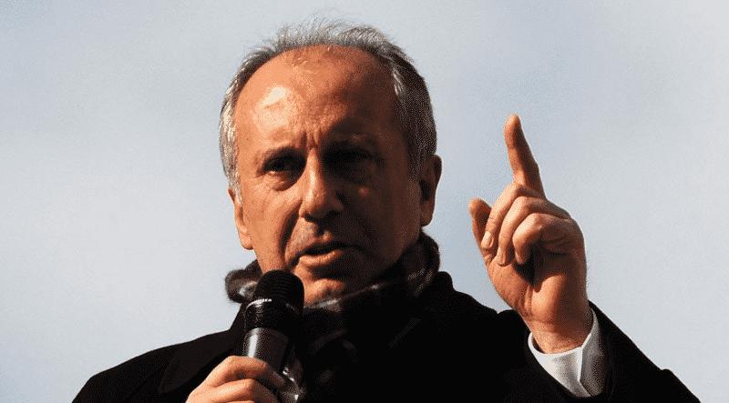 muharrem ince bilal erdoğan mikrofonu babana ver