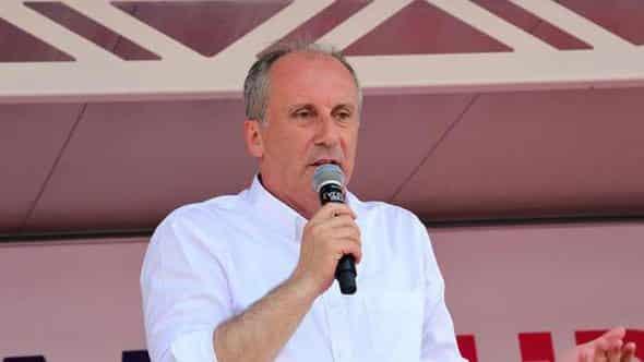 Cumhurbaşkanı adayı Muharrem İnce Dolar TL açıklaması