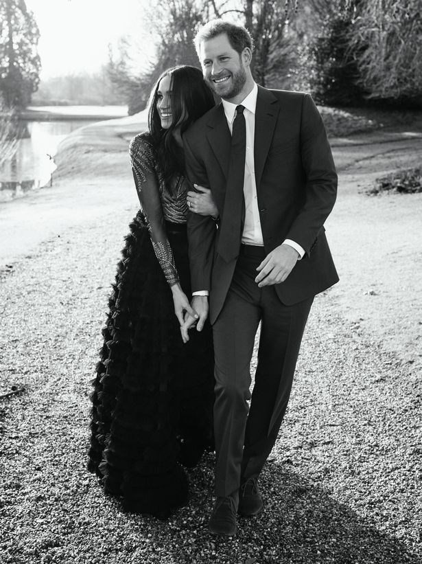 kraliyet düğünü Meghan Markle prens harry windsor