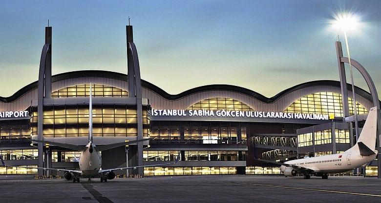 Sabiha Gökçen Havalimanı ucuza bilet saw