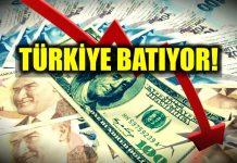 Türkiye batıyor: Dolar TL yüzde 5 yükselerek 4,92'yi gördü