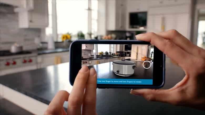 artırılmış gerçeklik ar augmented reality nedir