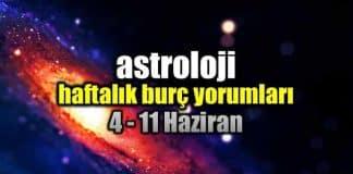 Astroloji: 4 - 11 Haziran haftalık burç yorumları