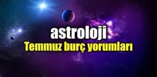 Astroloji Temmuz 2018 aylık burç yorumları