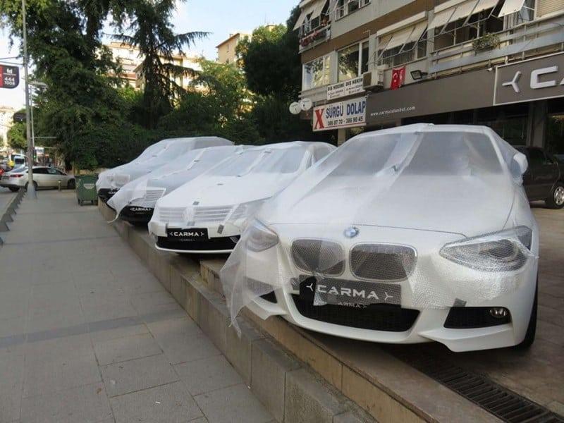 istanbul dolu alarmı araba galerileri