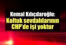 Kemal Kılıçdaroğlu 24 Haziran seçim yorumu