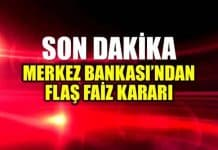 Merkez Bankası faiz kararı: Dolar düştü!