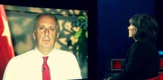 Muharrem İnce CNN International Christian Amanpour