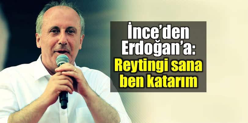 Muharrem ince recep tayyip Erdoğan reyting Hava durumu bile senden daha fazla izlendi