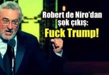 robert de niro fuck trump