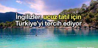 Brexit Türkiye turizm sektörü için fırsata dönüştü: İngilizler ucuz tatil arıyor!