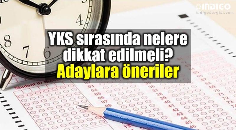 YKS sırasında sınava hangi testten başlanmalı? Adaylara öneriler