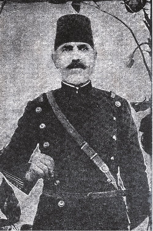 Arnavut Şemsi Paşa