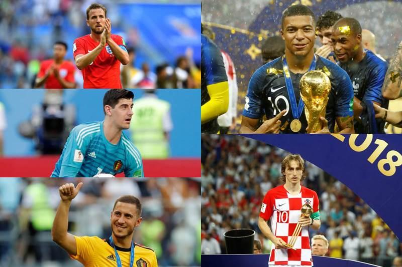 Futbol tarihine yazdığı rakamlar ile Rusya 2018