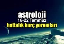 Astroloji: 16 - 22 Temmuz 2018 haftalık burç yorumları