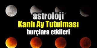 Astroloji: 27-28 Temmuz Kanlı Ay Turulması burç yorumları