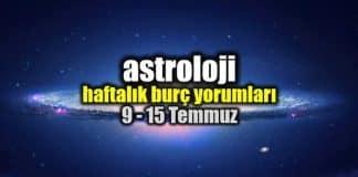 Astroloji: 9 - 15 Temmuz 2018 haftalık burç yorumları