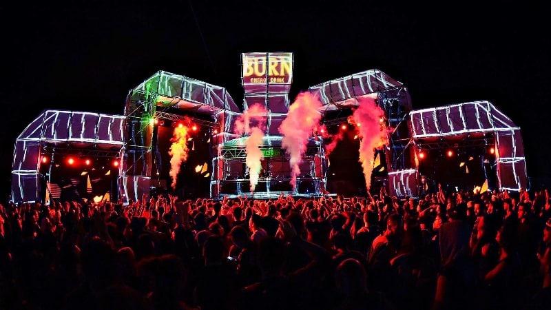 big burn festivali