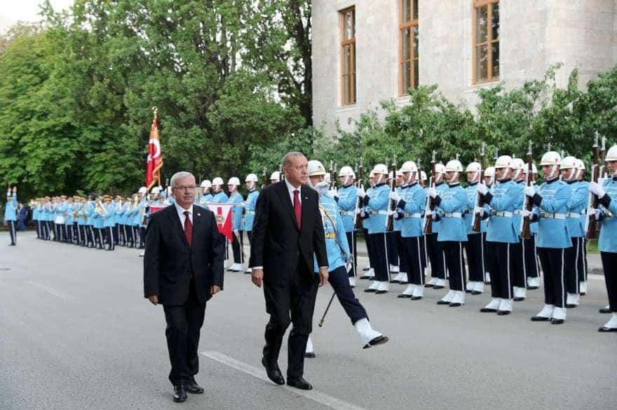 erdoğan meclis yemin töreni