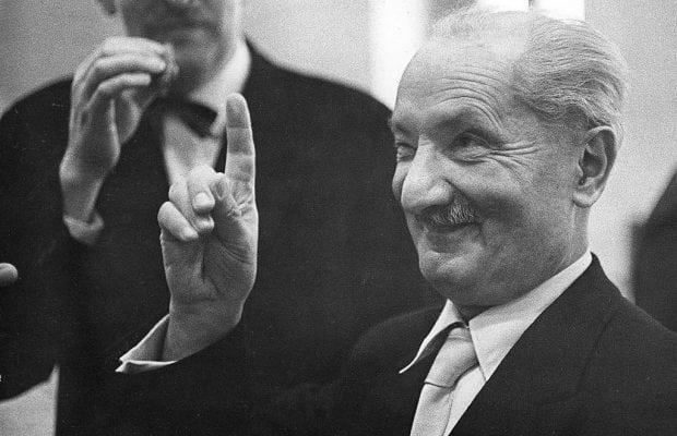 Ya Heidegger bugün yaşasaydı?