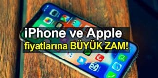 iPhone ve Apple fiyatlarına büyük zam! iPhone X ne kadar oldu?