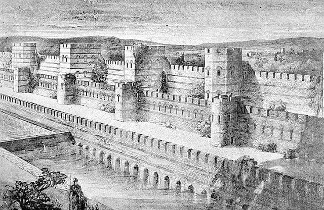 istanbul tarihi surlar