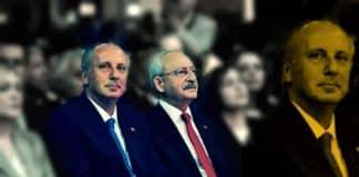Muharrem ince: CHP MYK kurultay kemal kılıçdaroğlu