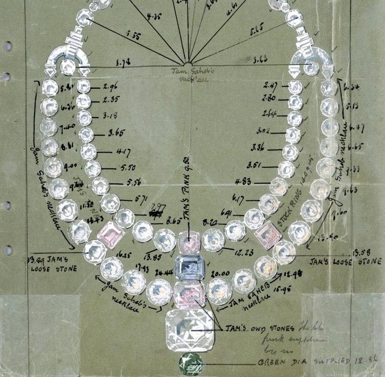 oceans 8 mücevher gerdanlık paris cartier