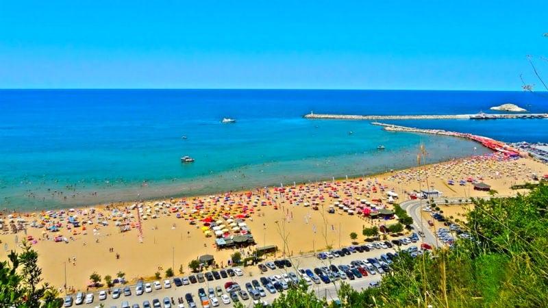 şile halk plajı