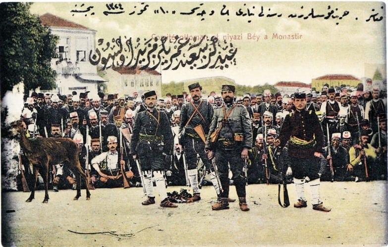 Unutulan Devrimcimiz Resneli Niyazi ve 1908 Devrimi'nin Rehber Geyiği Gazal-ı Hürriyet