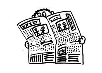 gazete medya