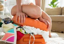 Ağır bavullar bel fıtığına neden olabilir