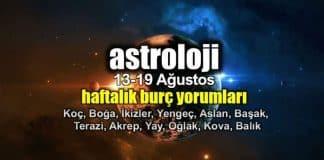 Astroloji: 13 - 19 Ağustos 2018 haftalık burç yorumları