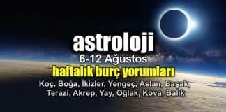 Astroloji: 6 - 12 Ağustos haftalık burç yorumları