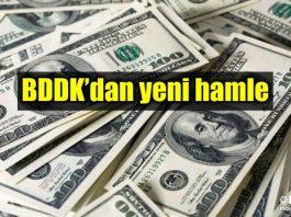 BDDK yeni hamle ile Dolar 6 TL altına indi