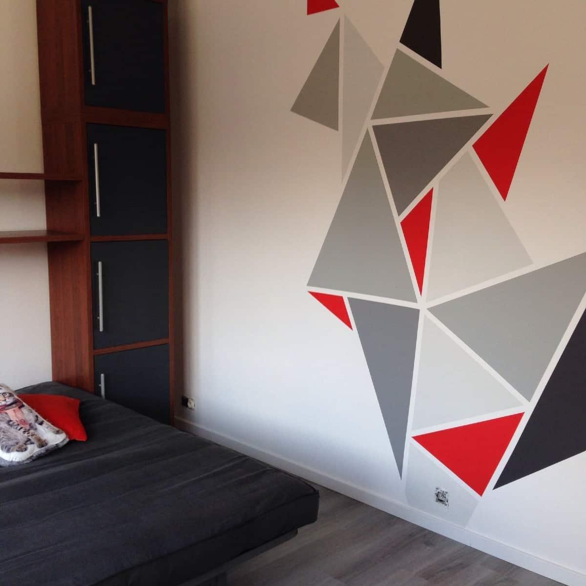 duvar boya dizaynı