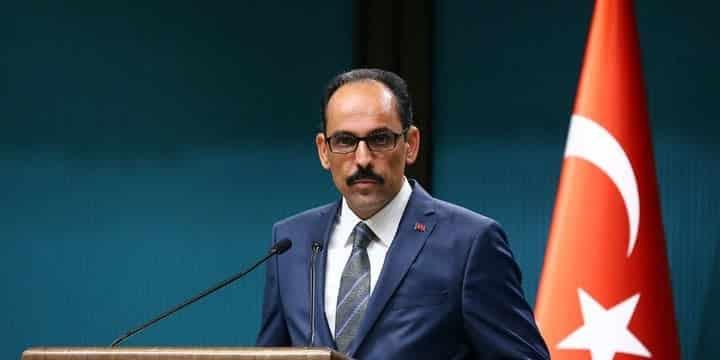 ibrahim Kalın: Türk ekonomisinin bünyesi sağlamdır