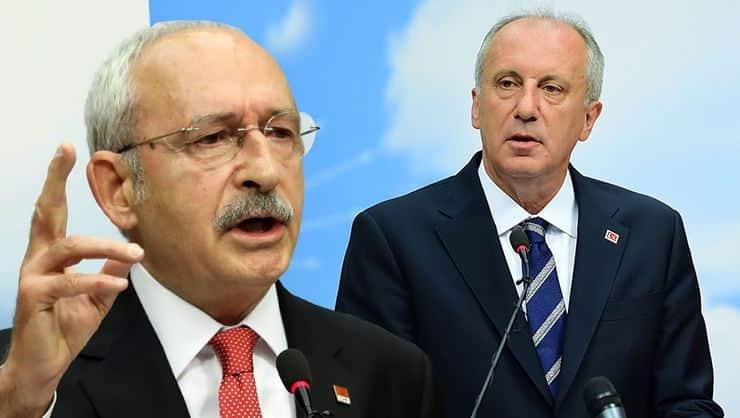 Kılıçdaroğlu: Muharrem ince seçim sonrası yaptıkları güven vermiyor