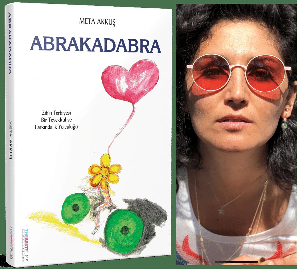 Meta Akkuş ikinci kitabı: Abrakadabra