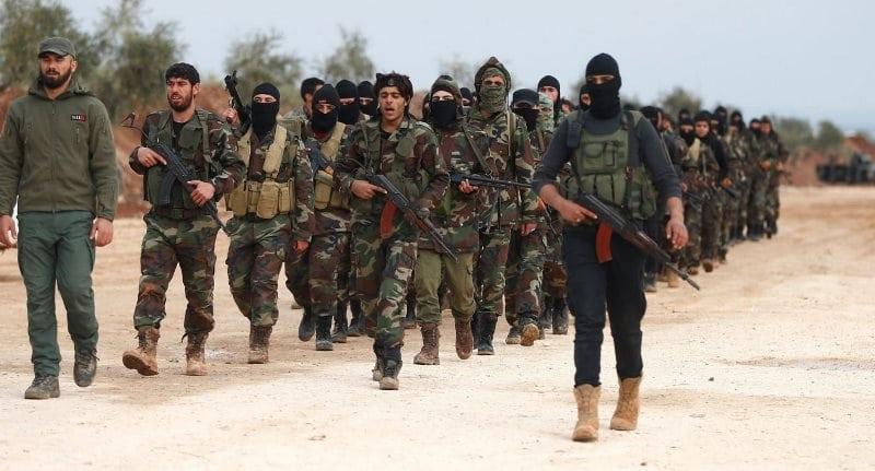 ÖSO: Maaşlarımız eridi, TL değil Suriye poundu istiyoruz