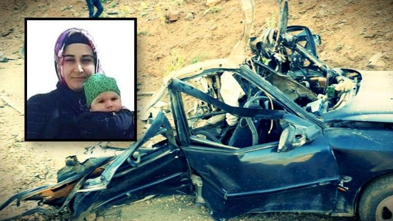 PKK hain tuzak hakkari yüksekova Anne ve 11 aylık bebeği öldü