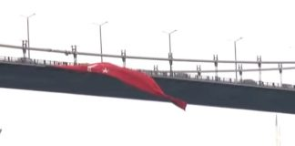 Taksici Boğaziçi Köprüsü atlayarak intihar etti