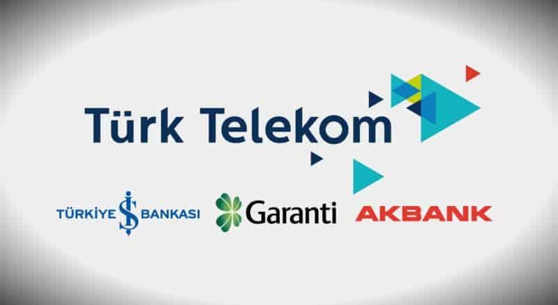 Türk Telekom hisselerinin çoğunluğu akbank garanti iş bankası devredildi!