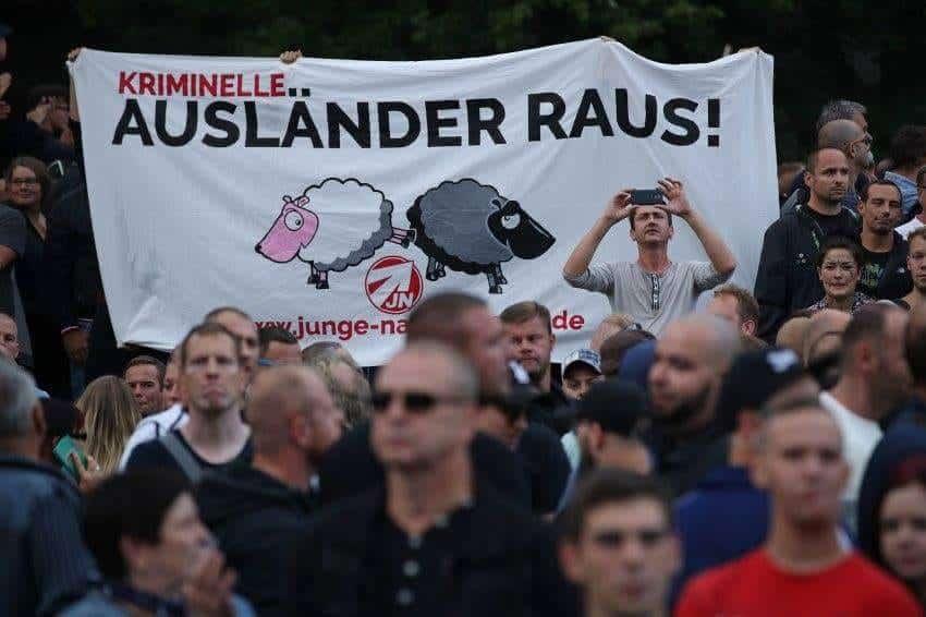 Almanya yaklaşan seçimler ve ırkçılığın yükselişi