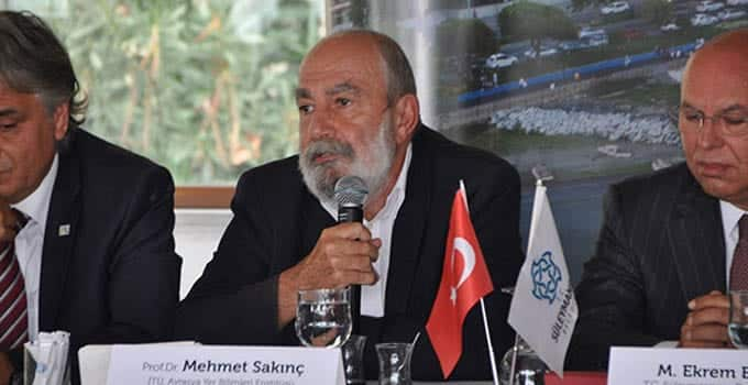 Prof. Dr. Mehmet Sakınç
