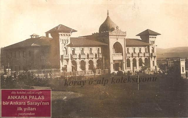 Atatürk Cumhuriyet baloları düzenlediği Ankara Palas Cumhurbaşkanlığı bağlandı