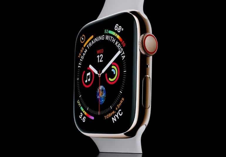 apple watch 4 fiyatı ne kadar